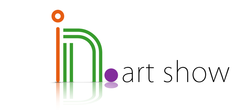 In. Art Show Logo